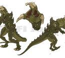 Fake American Godzilla