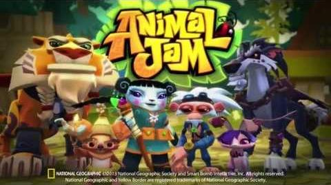 National Geographic Animal Jam - Play Wild!