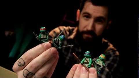 Vidéos Teenage Mutant Ninja Turtles