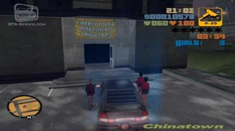 Missions in GTA III