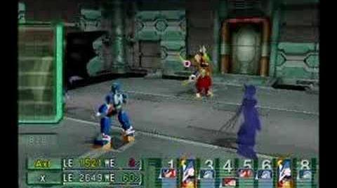 Megaman X Command Mission FourTails