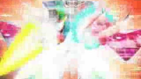 Ryuusei no Rockman 2 Commercial
