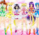 Pretty Cure fanime