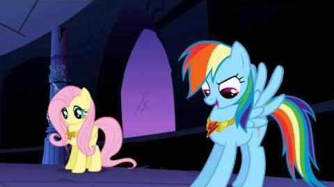 Rainbow Dash - Aaaaawwww yeah