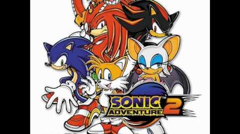 Sonic Adventure 2 soundtrack