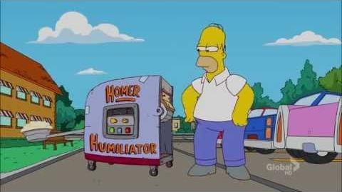 Homer Humiliator