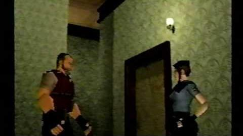 Resident Evil scenes