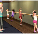 Kameluog/Balet w The Sims 3