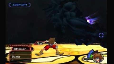 Boss Kingdom Hearts: 358/2 Days