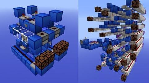 Minecraft Compact Fast RNG - Random Number Generator + Tutorial