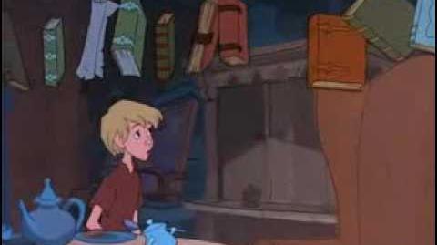 """Chansons de """"Merlin, l'Enchanteur"""""""