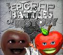 Alanomaly/Happy Appy vs. Midget Apple