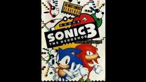 "SONIC 3 - ""Sonic & Knuckles credits"" music request"