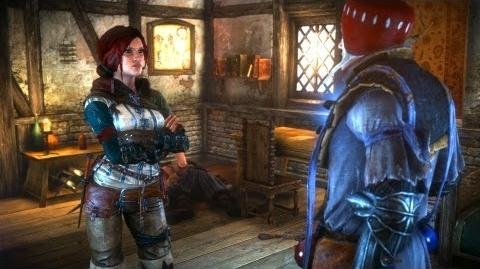 Where is Triss Merigold?
