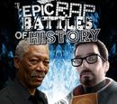 Alanomaly/Gordon Freeman vs. Morgan Freeman