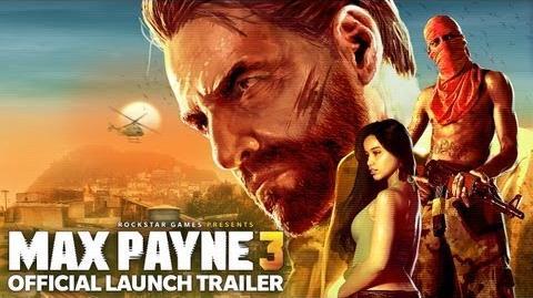 Raziel Reaper/Max Payne 3 Launch trailer