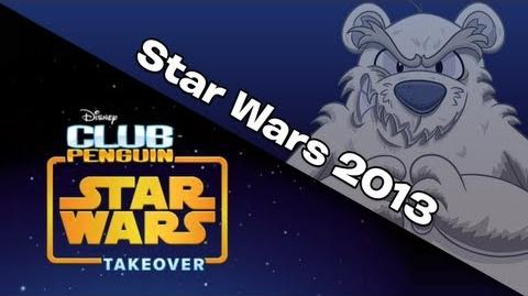 Club Penguin Star Wars Takeover 2013 HD