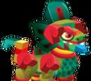 Aztec Dragon