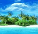 White Lily Island