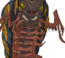 Megapede/Giant Cicada