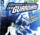 Green Lantern: New Guardians Vol 1 21