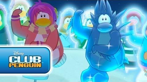 Cadence y la Penguin Band - La nieve es genial