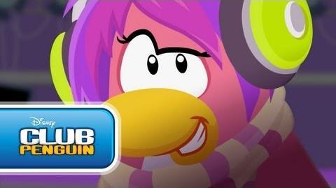 ¡La fiesta empieza ya! Club Penguin oficial
