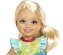 Postacie z filmu Barbie i siostry w krainie kucyków