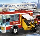 60002 Le camion de pompier