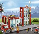 60004 La caserne des pompiers