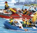 60005 Le bateau des pompiers