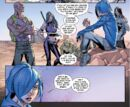 Mach Two's Renegades Team (Earth-1610) from Ultimate Comics X-Men Vol 1 22 0001.jpg