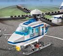 7741 L'hélicoptère de police