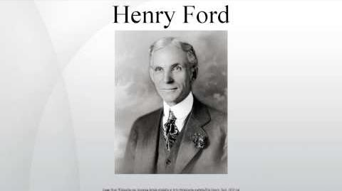 Henry Ford - Wiki Article
