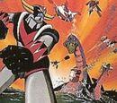 Grendizer, Getter Robo G, Great Mazinger: Kessen! Daikaiju