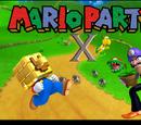 Mario Party X