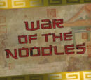 War of the Noodles