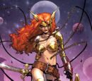 Aldrif Odinsdottir (Tierra-616)