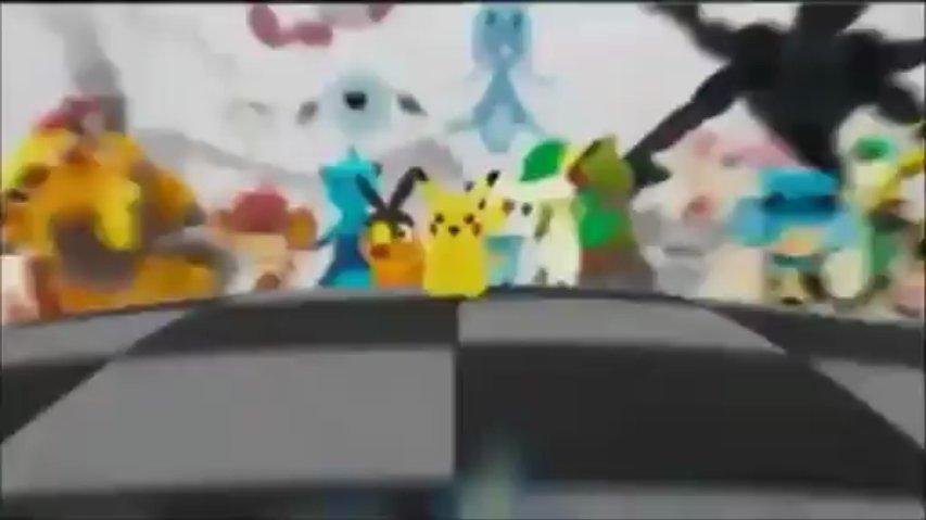 Pokemon Black and White Theme Song Hindi Dub