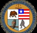 Los Santos Police Department in GTA V
