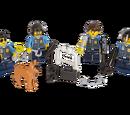 850617 Ensemble d'accessoires Police