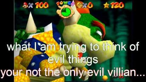 Super Mario 64 Bloopers: Flashbacks