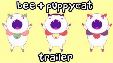 Trailer de Bee & PuppyCat
