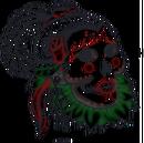 TS3 Island Paradise Skull Tattoo.png