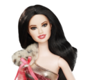 Postacie z filmu Barbie i sekret wróżek