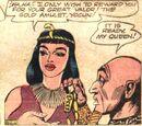 Cleopatra VII Thea Philopator (Earth-One)