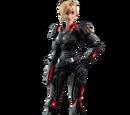 Hero's Duty Characters