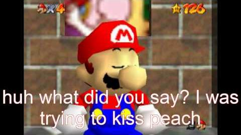 Super Mario 64 Bloopers: Account Loss