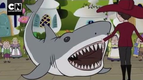 Jaws the Great and Powerful MAD Cartoon Network