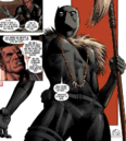 T'Challa (Earth-616), H'Llah (Earth-616), and Shuri (Earth-616) from New Avengers Vol 3 7 0001.png